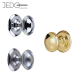 Jedo Centre Front Door Knob 66mm