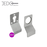 Jedo Grade 304 Satin Stainless Steel Front Door Cylinder Pull