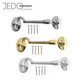 Jedo Large Traditional Cabin Hook and Eye Catch