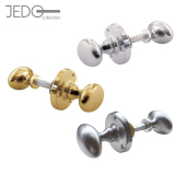 Jedo Oval Rim Door Knob