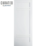 JELD-WEN Curated Primed Interior Moda 7 Panel Door