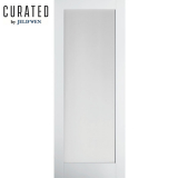 JELD-WEN Curated Primed Interior Moda 1 Clear Glazed Door