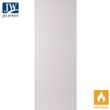 JELD-WEN Paint Grade Primed Premium Flush Interior Fire Door