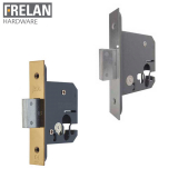 Frelan Hardware Grade 2 Fire Rated Euro Profile Deadlock