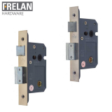 Frelan Hardware Grade 2 Fire Rated Architectural Quality Bathroom Lock