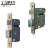 Frelan Hardware Grade 2 Fire Rated Architectural Quality 5 Lever Sashlock