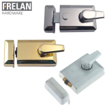 Frelan Hardware Roller Bolt Nightlatch