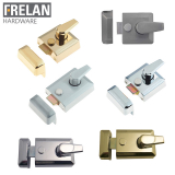 Frelan Hardware Standard & Narrow Stile Nightlatch