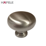 Kitchen Cupboard Oriel Knob Stainless Steel 32 x 26mm