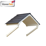 KoverTek Astor Canopy with Roof and Frame