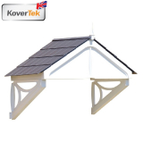 KoverTek Blakemore Canopy with Roof and Frame