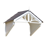 KoverTek Dorchester Canopy with Roof and Frame