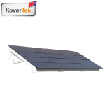 KoverTek Kurtis Canopy with Roof and Frame