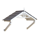 KoverTek Regency Canopy with Roof and Frame