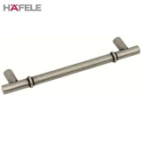 LAMONT Bar Pull Handle Pewter 128mm
