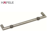 LAMONT D Pull Handle Pewter 170mm