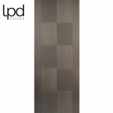 LPD Internal Chocolate Grey Apollo Pre-finished Flush Door