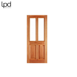 External Hardwood DERBY Unglazed Door M&T