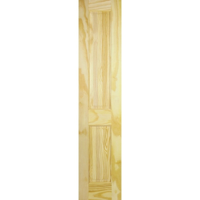 LPD Internal Clear Pine 2 PANEL Traditional Door