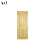 Internal Clear Pine 4 PANEL Traditional Door