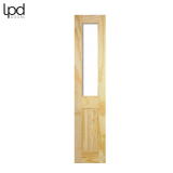 Internal Clear Pine RICHMOND Unglazed Door