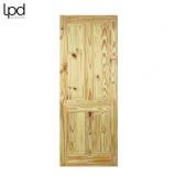 Internal Knotty Pine 4 PANEL Traditional Door