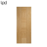 Internal Oak CATALONIA Pre-Finished Flush Door