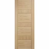 LPD Internal Oak EDMONTON Pre-Finished Flush Fire Door FD30