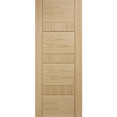 LPD Internal Oak EDMONTON Pre-Finished Flush Door