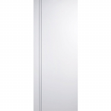 LPD Internal White SIERRA BLANCO Flush Fire Door FD30