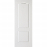LPD Internal White Moulded Classical 2 Panelled Door