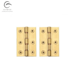 "Pair of Double Phosphor Washered Door Hinges 3"" x 2"" (2.5mm Thick)"
