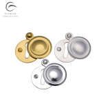 Round Covered Escutcheon V1020