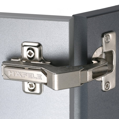 Pie Cut Corner 90 Degree Concealed Cabinet Hinges