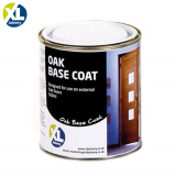 Pot of External Oak Door Base Finishing Coat (500ml)