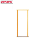 External Softwood Inward Opening Single Door Frame with Hardwood Threshold Sill