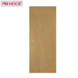 Internal Oak Classic Vertical Flush Door