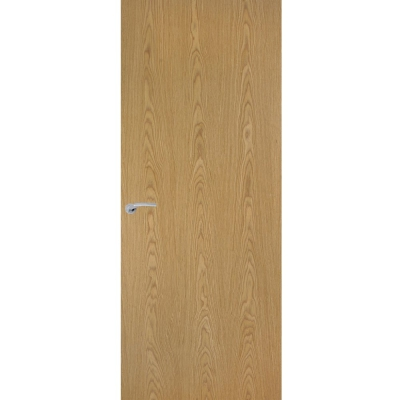 Premdor Internal Oak Classic Vertical Flush Door