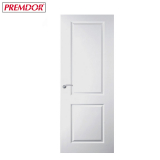 Internal White Primed 2 PANEL SMOOTH Moulded Door