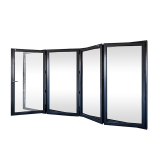 REAL Aluminium Bi-Folding 4 Door Configuration Set