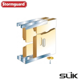 SLIK Sliding Cupboard Door Gear Track Kit (1219mm)