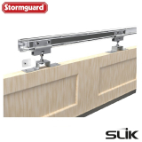 "SLIK Sliding Door Ball Race Track Gear Kit (Sizes up to 3'0"" & Pairs up to 6'0"")"