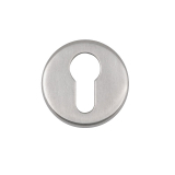 Excel Stainless Steel Euro Profile Door Keyhole Escutcheon