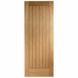 XL Joinery Suffolk Essential FD30 Fire Door Oak Internal Door