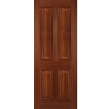 Mendes Colonial 4 Panel Un-Finished External Door
