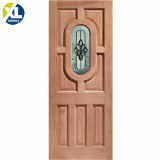 External Hardwood Acacia Chesterton Double Glazed D&G Door