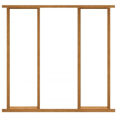 XL Joinery External Hardwood Door Frame Kit with Sidelight
