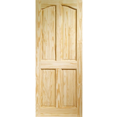 XL Joinery Internal Clear Pine Rio 4 Panel Door