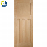 Internal Oak DX Pre-Finished Door
