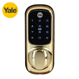 Yale Keyless Connected Smart Lock Polished Brass